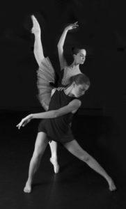immagine di danza da Video Vicenza per Etradanza